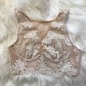 Victoria's Secret Intimates & Sleepwear - Victoria's Secret Dream Angels Boho Lace Bra